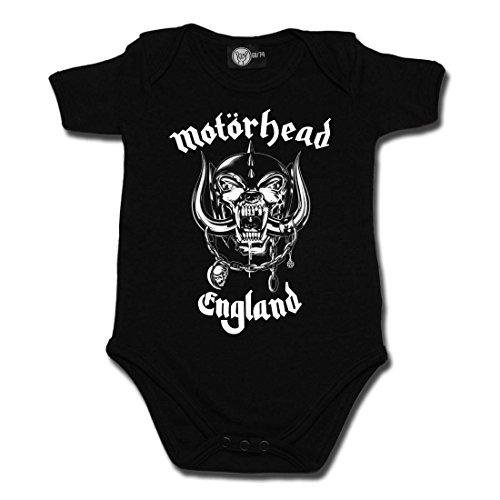 Metal-Kids Motörhead (England): Baby Body, schwarz
