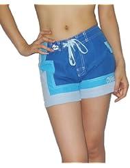 BILLABONG Damen SALMA Casual Beach & Surf Summer Shorts