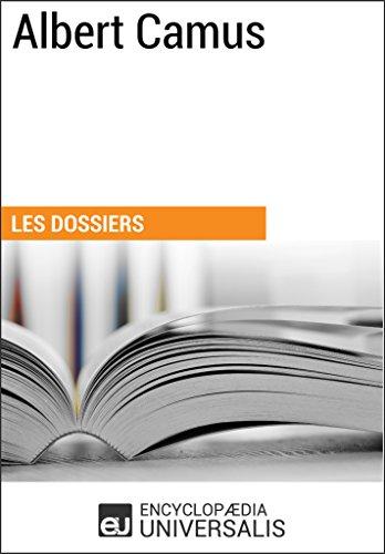 Albert Camus: (Les Dossiers d'Universalis) par Encyclopaedia Universalis