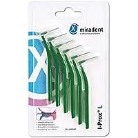 I-Prox Set de 6 L Brossettes Interdentaires Vert Taille M - Lot de