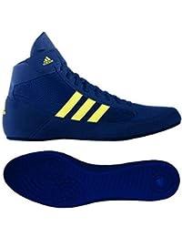 size 40 cd585 625a8 Adidas HVC 2 Royal Solar Yellow - Zapatillas de Lucha para Hombre (BD7637) -