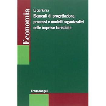 Elementi Di Progettazione, Processi E Modelli Organizzativi Nelle Imprese Turistiche