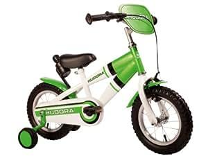 HUDORA Kinderfahrrad RS-3 2.0, grün, 12 Zoll