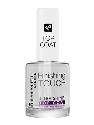 Rimmel - Finishing Touch Ultra Shine - Vernis à ongles - Top Coat brillant - 12 ml