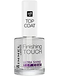 Rimmel - Finishing Touch Ultra Shine - Vernis à ongles - Top Coat brillant - 12 ml