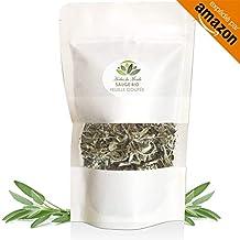 Corte natural del té de Salvia officinalis - hoja - infusión desintoxicante y Tonifiante alivio para