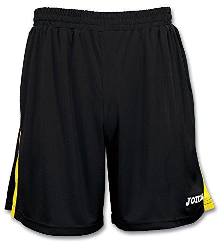 Joma Tokio Pantaloni Allenamento, Nero/Giallo, L