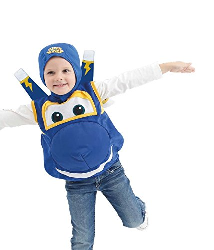 Atosa france 51982 costume super wings jerome, 3-4 anni