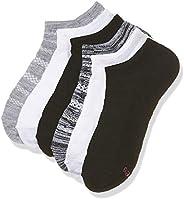 Hanes Hanes Women's X-TEMP Comfort Fit Ankle Socks (Pack of 6) 4