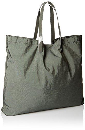 Damen 922552CC861 Shopper, Grün (Green Urban Chic 18940), 55x40x9 cm Armani Jeans