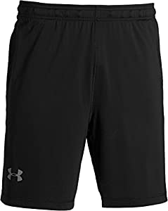 Under Armour RAID 8 Men's Short, Black/Graphite (001), Large
