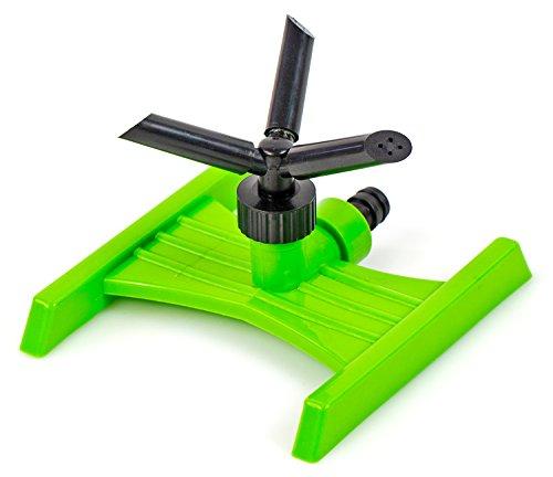 Sprinkler Sprinkler-System Qualitäts Rasensprenger WILLY WIRBELWIND