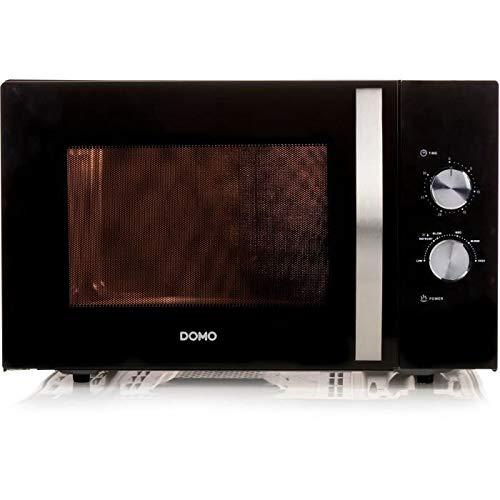 DOMO DO2431-Micro-ondes monofonction noir-30 L-900