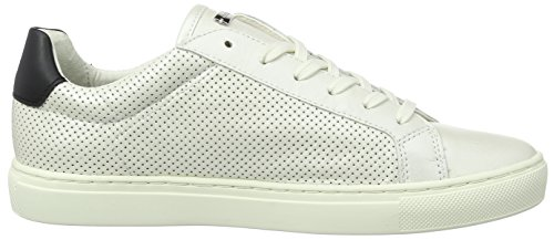 Geox D Trysure A, Sneakers Basses Femme Blanc (Whitec1001)
