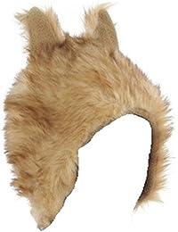 Kuschelweiche Tiermütze Tier Mütze Plüsch Plüschmütze Verkleidung