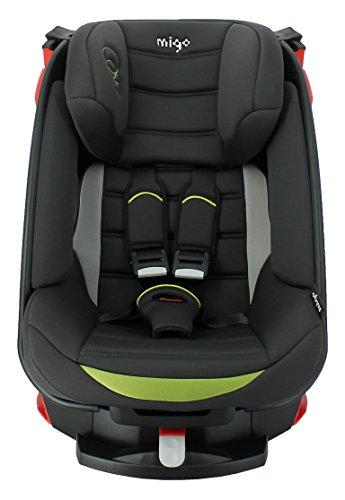 - Neigbarer Autositz Gruppe 1(9 bis 18kg), 4Sterne in den TCS-Tests, Seitenaufprallschutz, neigbare Sitzfläche mit 4Positionen -