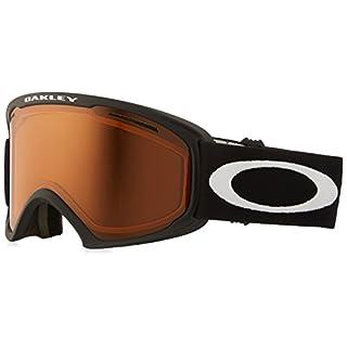 Oakley Skibrille O2 XL Sportbrille, Schwarz (Matte Black/Persimmon), 99