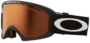 Oakley 02 XS Masque de ski et snow Matte Black Fire Iridium