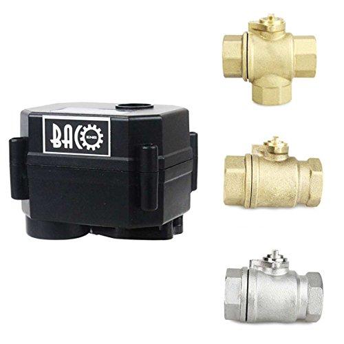 BACOENG Preis Angebot f¨¹r Custom Modelle von Motorkugelhahn Zonenventil ( Elektrische Elektro Kugelventil CR05 5V/24V, NPT/BSP 2Wege/3Wege )