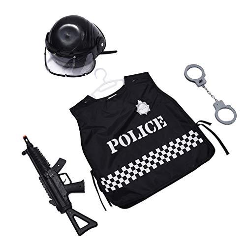 - Polizei Kostüm Kit