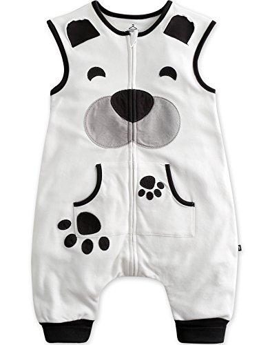 Vaenait Baby 80-110 Kleinkinder Jungen 100% Baumwolle Schlafsäcke Decke Sleep Polar Bear L