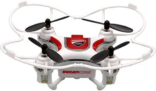 Ducati Corse Mini Drone à Trois Trois Trois Vitesses Flip & Rolls avec Protections d'hélices incorporées et télécomFemmede | Le Prix De Marché  eb43f1