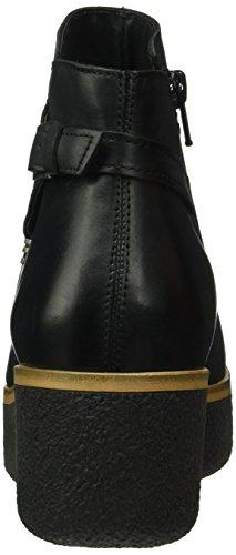 Kickers Plum, Bottes Classiques femme Noir - Noir (8)