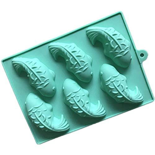 ilikon-Kuchen-Form-Praline-Fondant Dekorieren Backform Eiswürfel ()