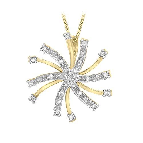 carissima-gold-collar-de-mujer-con-oro-amarillo-de-9-quilates-375-1000-diamante-46-cm