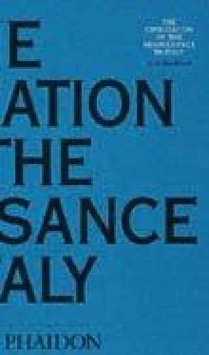 The Civilization Of The Renaissance In Italy (Arts and Letters)