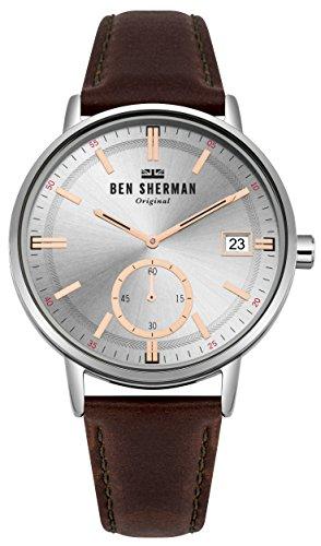 Ben Sherman Herren-Armbanduhr WB071SBR