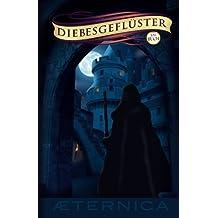 Diebesgeflüster - das Buch: Fantasy Diebesgeschichten
