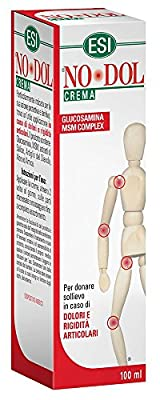 ESI Glucosamine& Chondroitin Cream 100ml X 2 (Pack of 2) by ESI