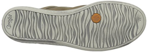 Softinos Isla, Sneakers basses femme Marron (Taupe)