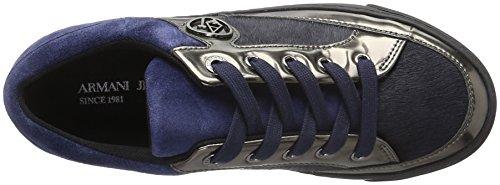 Armani Jeans 9250106a431, Sneakers basses femme Blau (DARK NAVY 31835)