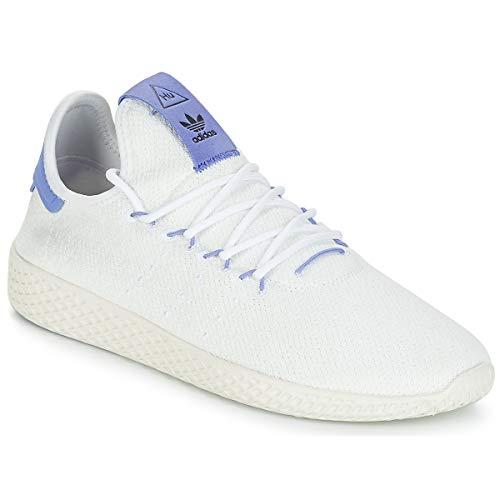 adidas PW Tennis HU, Scarpe da Fitness Uomo, Multicolore (Ftwbla/Li L Re A/Blatiz 000), 42 2/3 EU
