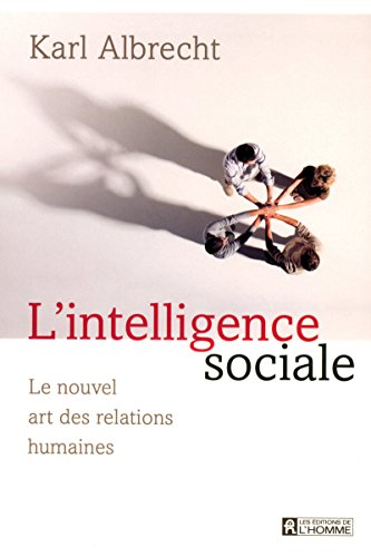 L'INTELLIGENCE SOCIALE par Collectif
