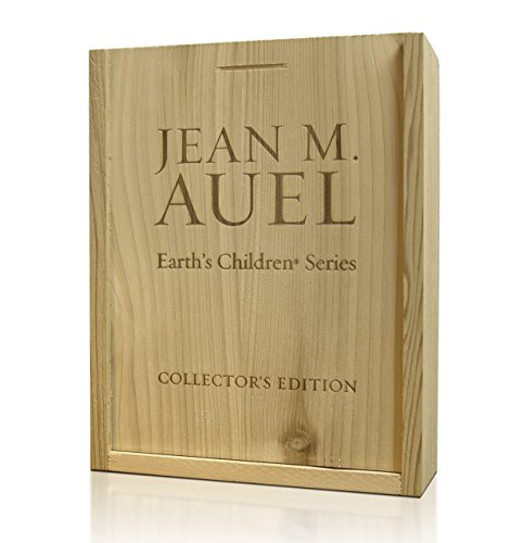 Jean M. Auel's Earth's Children: The Clan of the Cave Bear, the Valley of Horses, the Mammoth Hunters, the Plains of Passage, the Shelters of Stone, the Land of Painted Caves