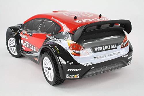 RC Rally Car kaufen Rally Car Bild 1: HSP Rally Car Kutiger 1 10 4WD RTR Rot 94118*