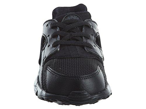 Nike Huarache Run (Td), Chaussures mixte bébé Noir