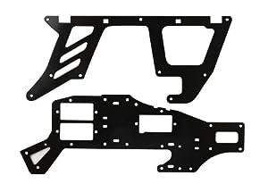 Jamara 31710 - Estructura principal derecha E-Rix 450 importado de Alemania