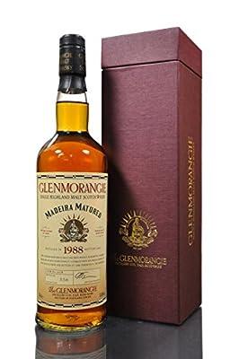 Glenmorangie 1988 / 15 Year Old / Madeira Matured