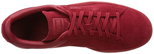 Puma 361372, Baskets Basses Mixte Adulte Rouge (Barbados Cherry)