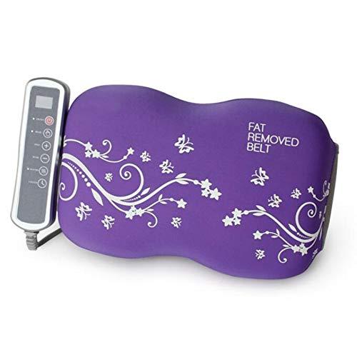 MWJK Massagegürtel, Bauch Abnehmen Vibrationsgürtel, Multifunktionales Massagegerät Abnehmen Massage Gürtel