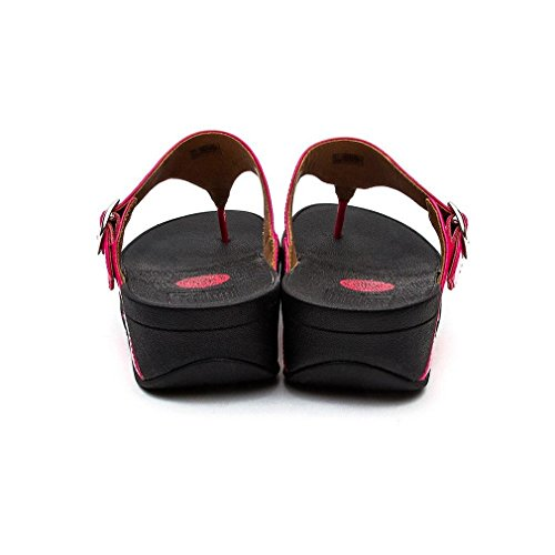 Fitflop The Skinny Damen Sandalen Pink Bubblegum