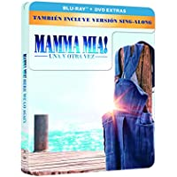 Mamma Mia! Una Y Otra Vez - Edición Limitada Metal