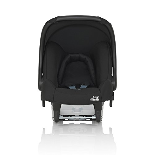Britax Römer baby car seat group 0+ (birth-13 kg), BABY-SAFE, Cosmos Black
