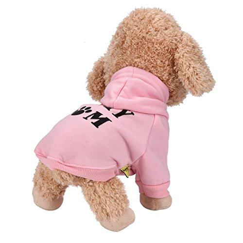 Kostüm Love Hunde Puppy - Haustier Hund Kleidung