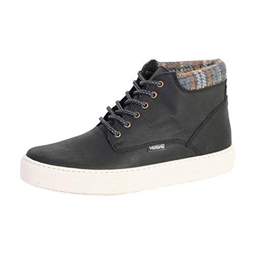 Victoria Schuhe Mann 1250118 Negro Noir    [B01JH8X4WG] ba8e8d