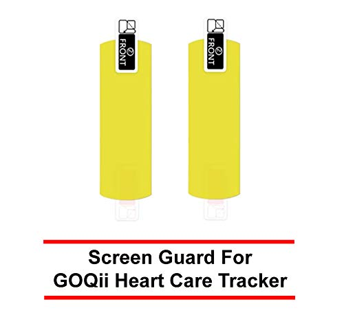 OGTECH Screen Guard for GOQii Heart Care Tracker (Pack of 2)